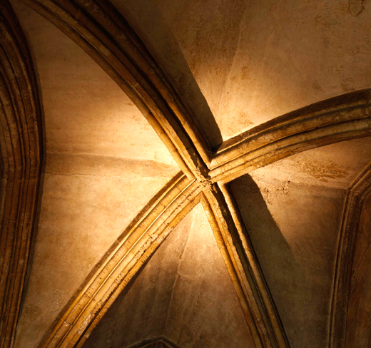 Ripon Cathedral ceiling